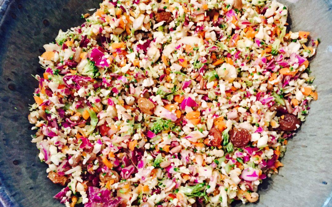 Veggie-licious Salad